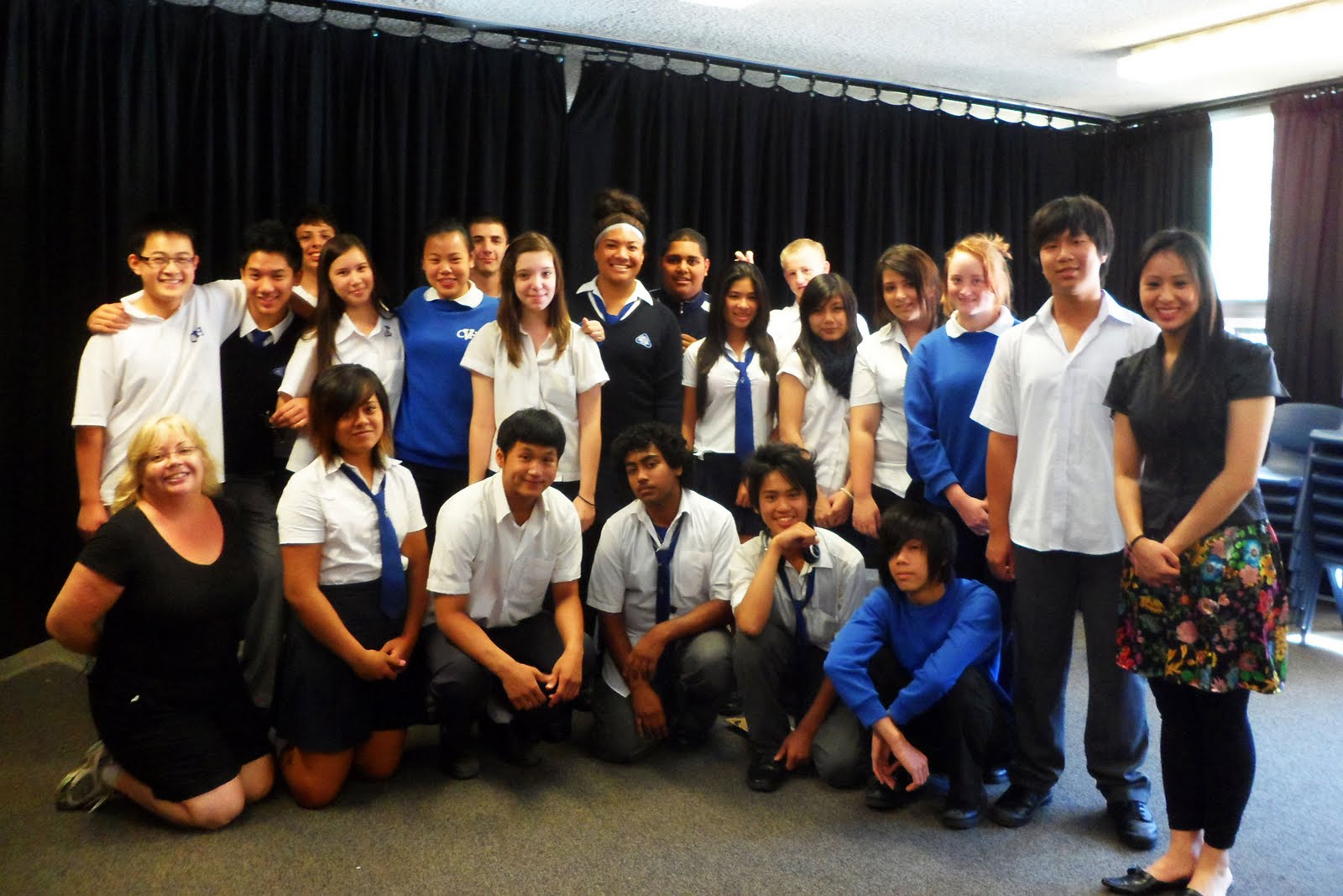 maria tran  teaching  canley vale high school