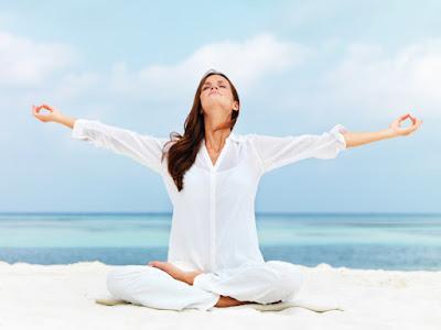 Vive pleno con meditación