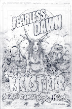 SUPPORT FEARLESS DAWN&#39;S KICKSTARTER COMIC