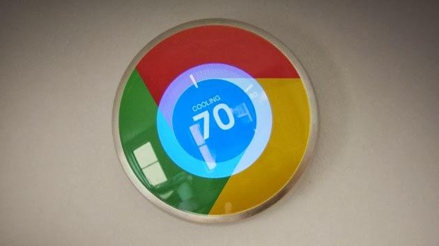Google Thâu Tóm Nest Với Giá 3,2 tỉ USD