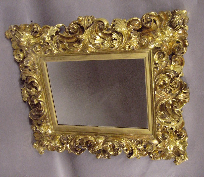 Stuart christensen blog vintage trade me blog for Rococo style frame