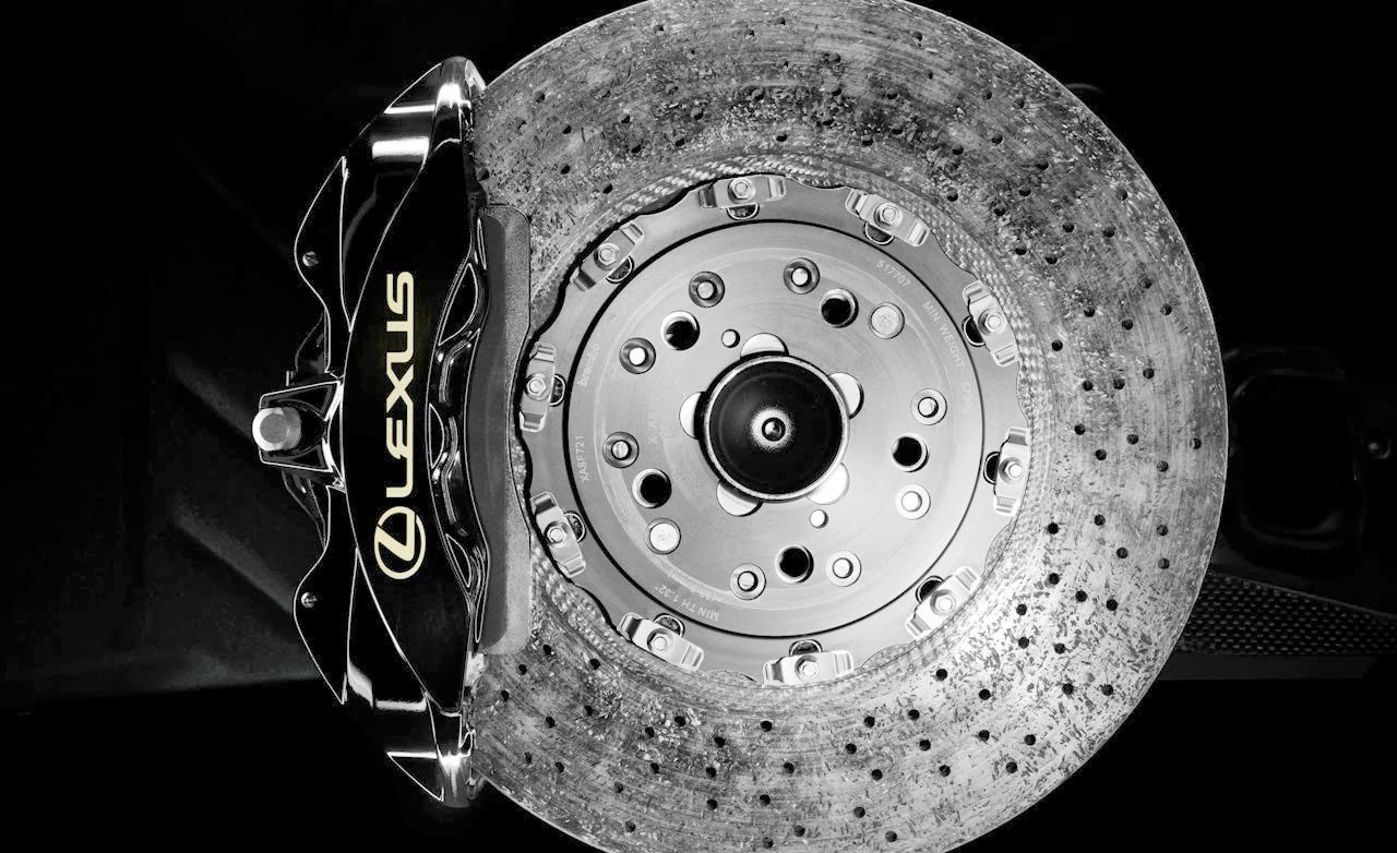 Carbon ceramic brakes vs conventional steel is it