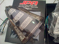 Stoplamp JPA LED