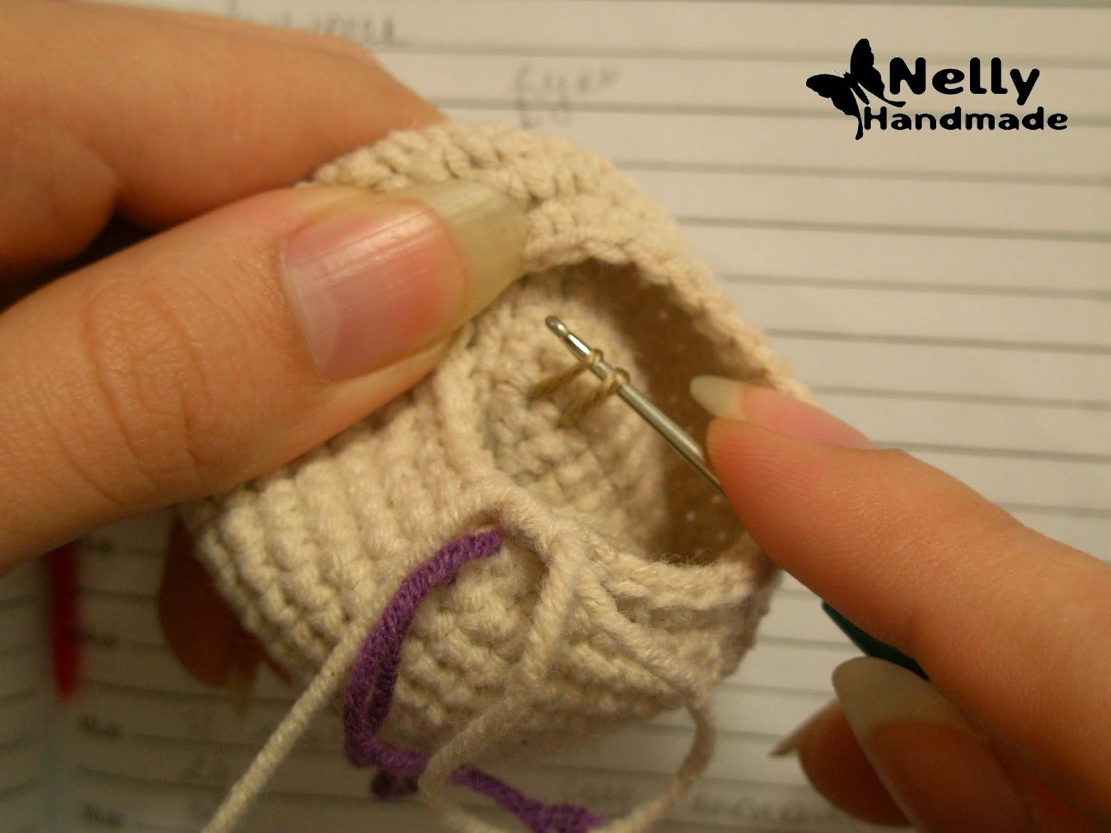 схема вязание кукол спицами