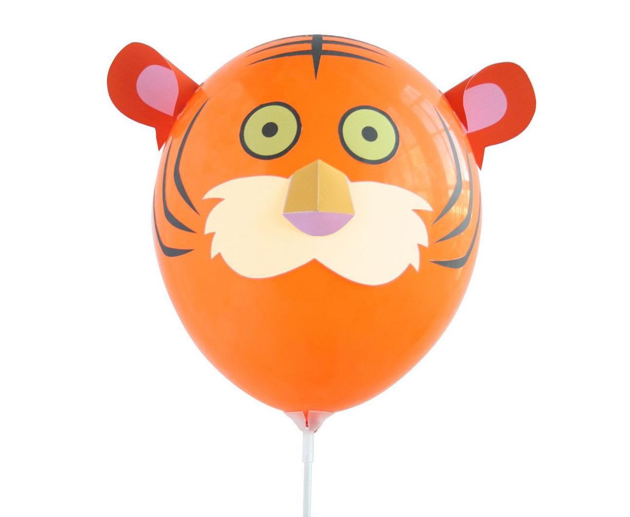 Рисунок на воздушном шаре своими руками