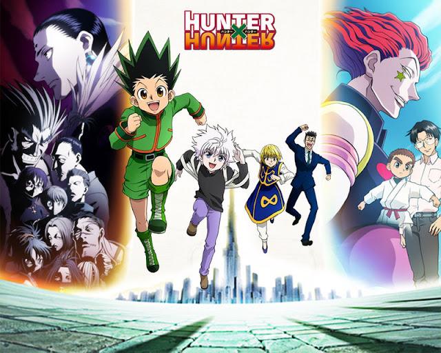 全職獵人 2011 重制 Hunter x Hunter