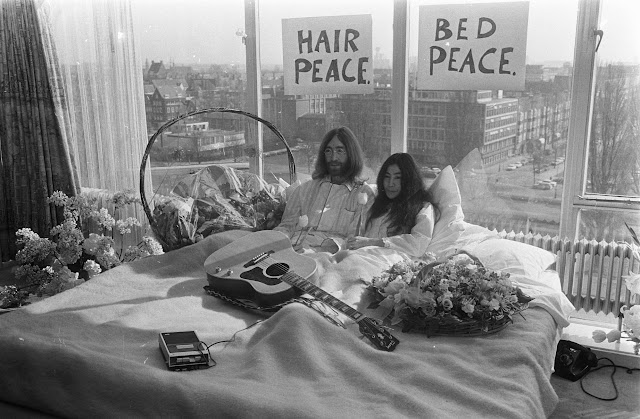 The Bed-in for Peace