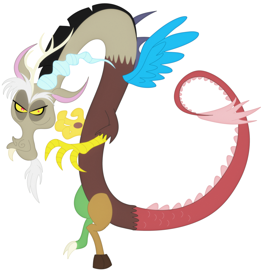 My Little Pony Discord Coloring Pages : Free coloring pages of my little pony discord