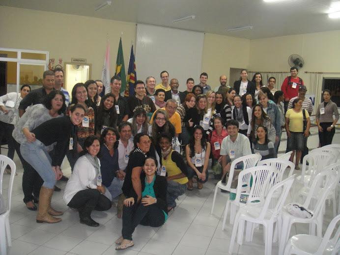Participantes da II CRSAN
