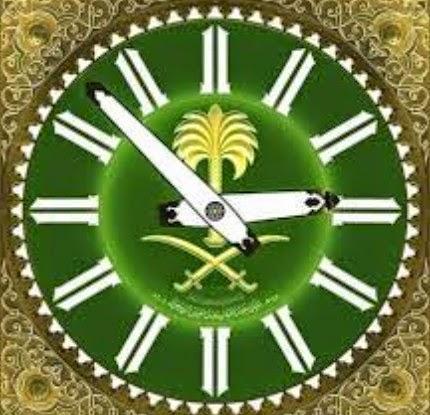 Membaca jam dalam bahasa arab