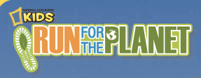 NatGeoKids Run for the Planet