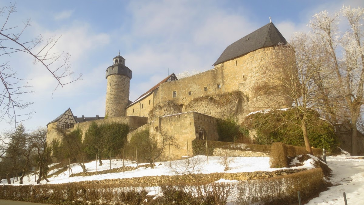 Burg Zwernitz, Sanspareil