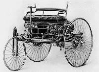 El primer automóvil: el Motorwagen de karl Benz