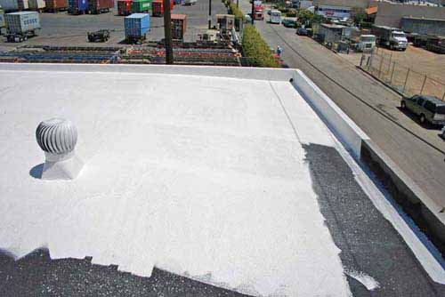 About Reflective Roof Coatings