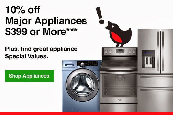 Lowe's Appliance Sale