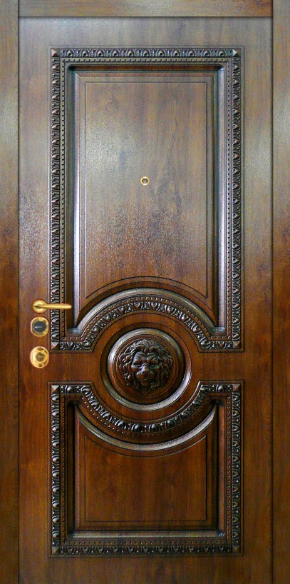 накладка металлическую дверь