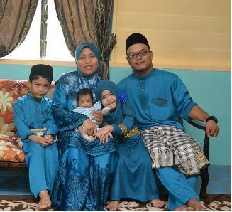 Raya Tahun 2015~Melaka