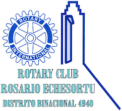 LA HISTORIA DE ROTARY CLUB ROSARIO ECHESORTU EN EL RECUERDO...