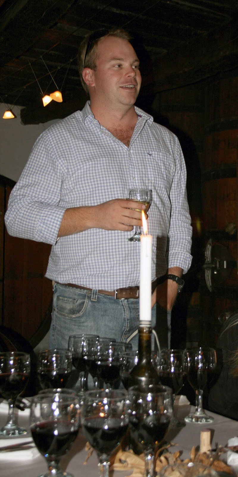 """Come Wine with us"" at Boer & Brit, Oude Wellington Estate | STEFAN"