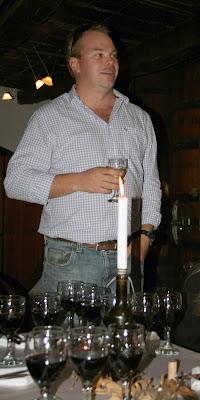 """Come Wine with us"" at Boer & Brit, Oude Wellington Estate events, cape-town - STEFAN"