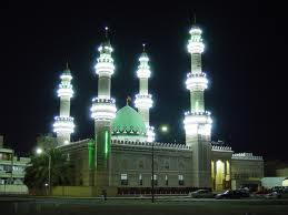 beautiful masjed of kuwait city 2012