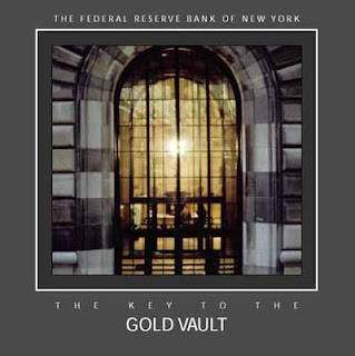 NY+fed La Deutsche Bundesbank sta per rimpatriare il suo oro da New York e Parigi ?!