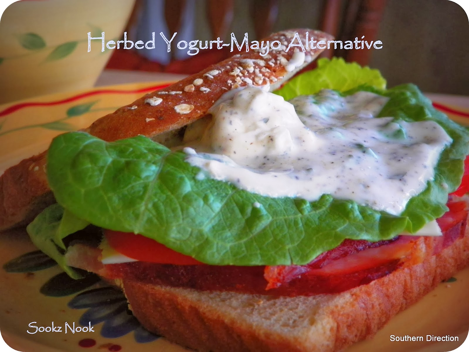 Herb-Greek Yogurt