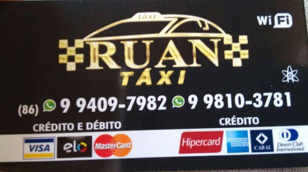Taxi do RUAN