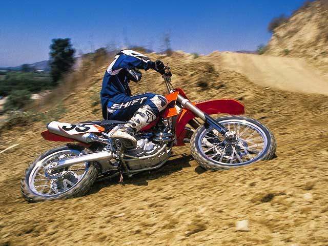 KTM 525 SX Used Bikes