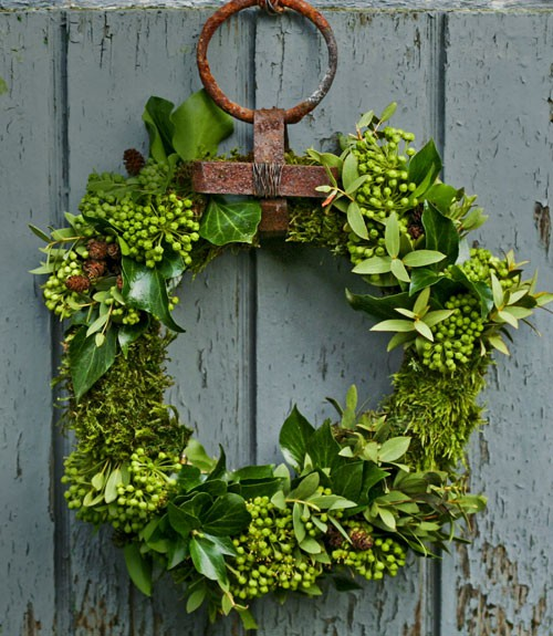 Five Ideas To Add Greenery To Your Holiday Decor The Old