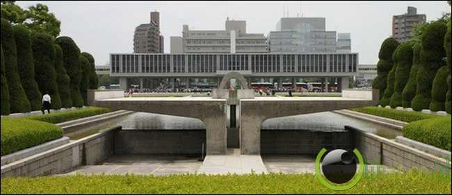 Hiroshima Peace Memorial Museum, Hiroshima, Jepang