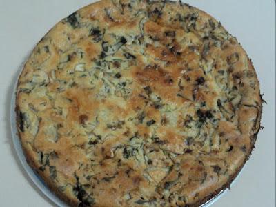 receita torta chicoria escarola