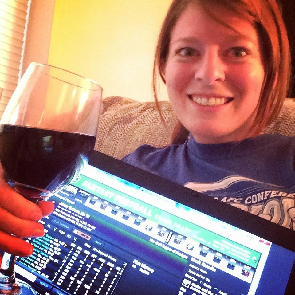 Wine & Football