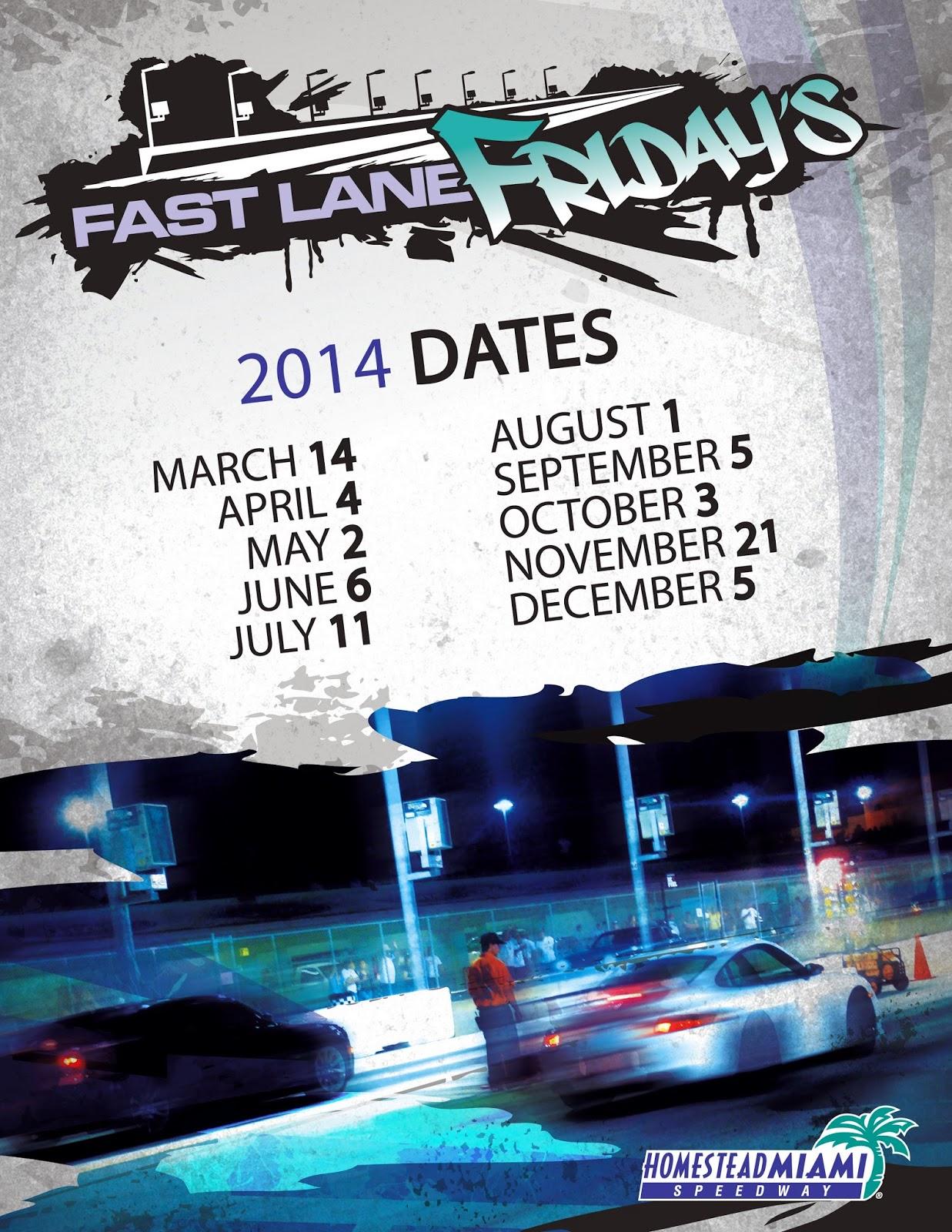 Fast Lane Fridays