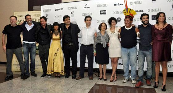 Pré-estreia Xingu