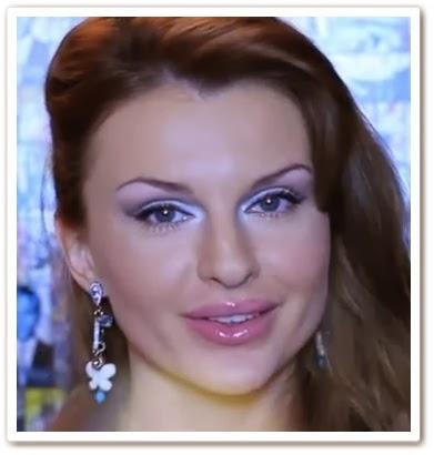 Праздничный сияющий макияж