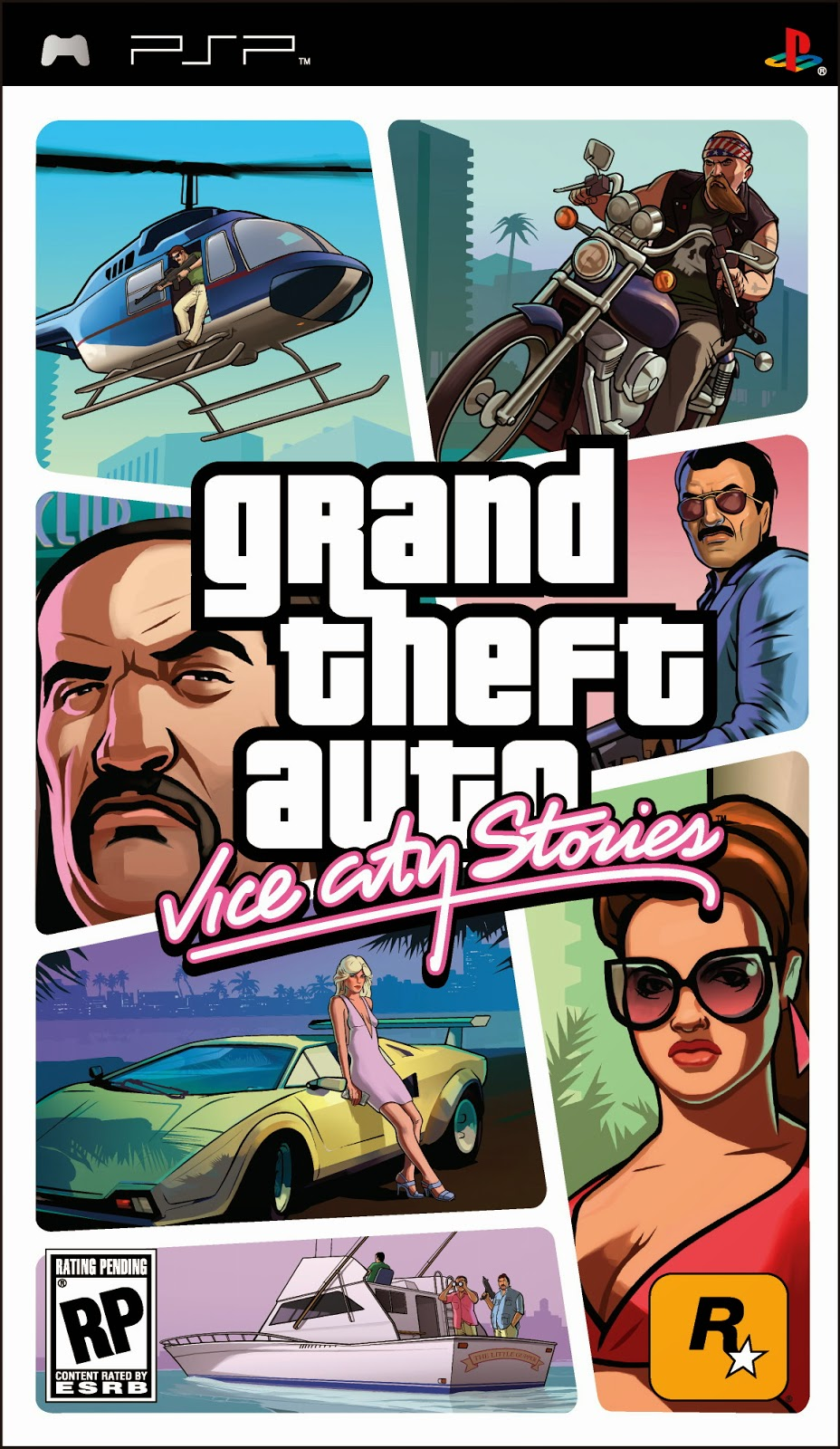 Grand Theft Auto Vice City Stories Apk Android