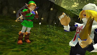 juegos para 3ds Ocarina of Time 3D