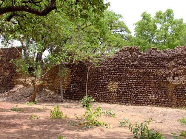 Ruins of Loropeni Burkina