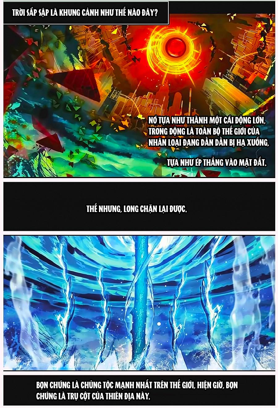 Thiên Hành Thiết Sự chap 68 Trang 3 - Mangak.info