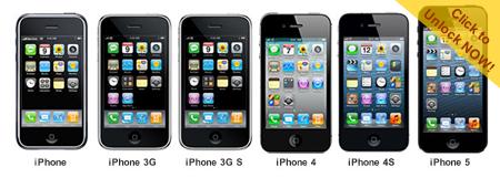 Factory Unlock your iPhone 3, 3G, 3GS, 4, 4S, 5, 5S, 5C through iTunes