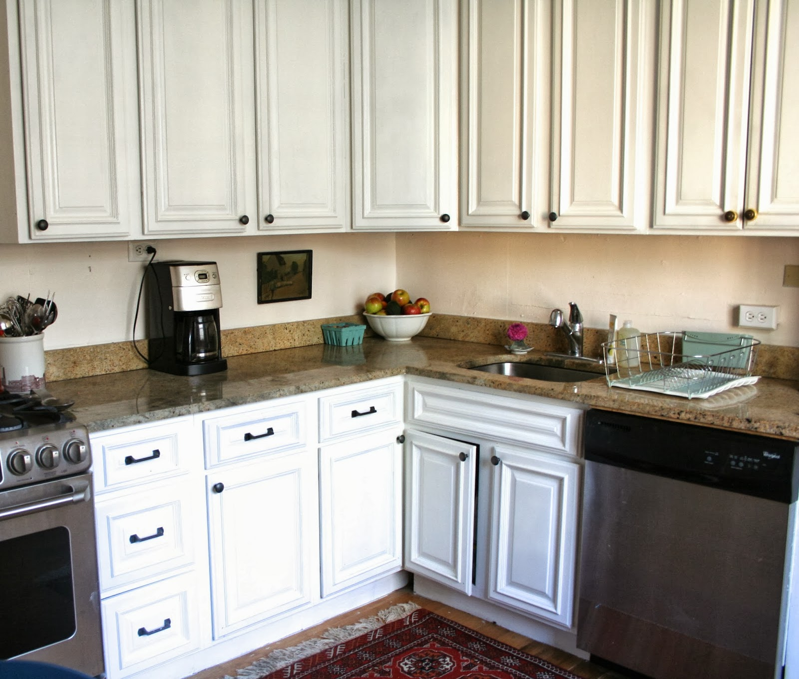 Kitchen Updates Before And After: Mel & Liza: Kitchen Update: Before & After