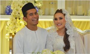 Fahrin Ahmad Elena Hani Aleas Sah Bergelar Suami Isteri