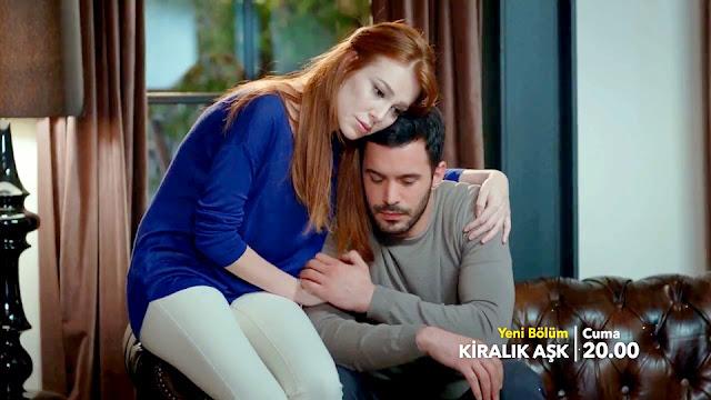 مسلسل حب للايجار Kiralık Aşk إعلان 1+2 الحلقة 32 مترجم للعربية