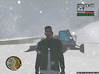 GTA San Andreas Snow Mod - screenshot 34