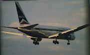 Delta Airlines Boeing 767200 (delta )
