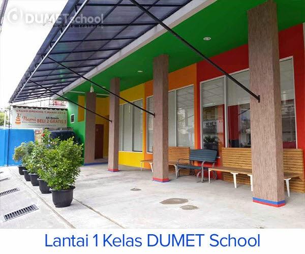 lantai 1 Dumet School