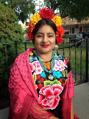 Frida Kahlo Lookalike Contest