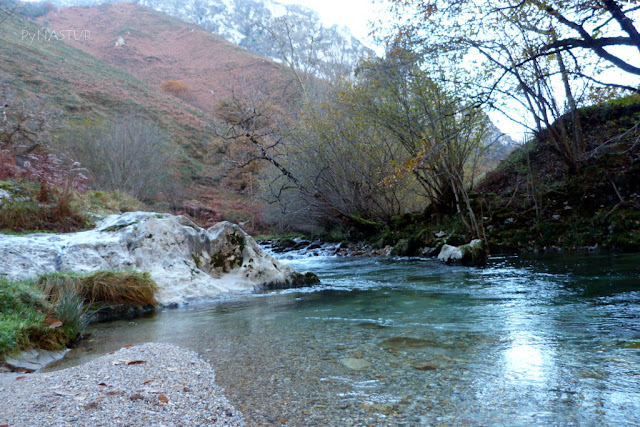 Ruta del Río Casaño Cabrales Asturias