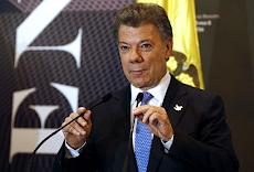 Santos rechaza que Colombia esté implicada en presunto complot contra gobierno de Maduro